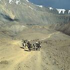 SILK ROAD, AFGHANISTAN by Benjamin Pendleton