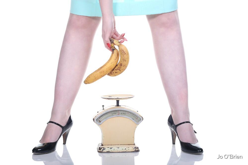 banana anyone? by Jo O'Brien