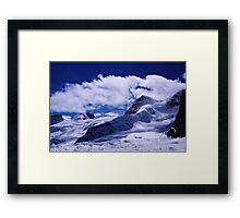 Kingdom of Winter Framed Print