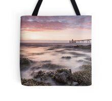 Seaweed Sunset Tote Bag
