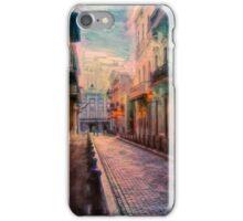 Streets of San Juan iPhone Case/Skin