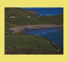 Traloar Beach, Muckross Head, Donegal One Piece - Short Sleeve