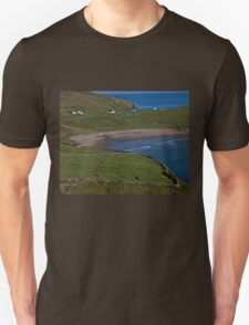 Traloar Beach, Muckross Head, Donegal Unisex T-Shirt