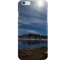 Moonlit Loch iPhone Case/Skin