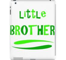 Little Brother iPad Case/Skin