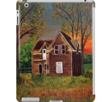 Old Farmhouse iPad Case/Skin