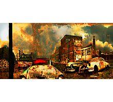 american landscape Photographic Print