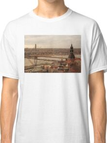 Riga from above Classic T-Shirt