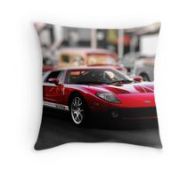 car numero 2 Throw Pillow