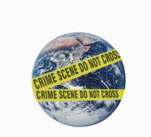 Crime Scene Earth by Basic Billy Boy Brown