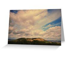 Skylandscape Greeting Card