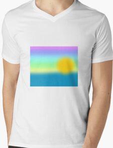 Tequila Sunset Mens V-Neck T-Shirt