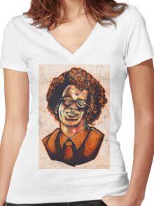 Steven Brule Women's Fitted V-Neck T-Shirt