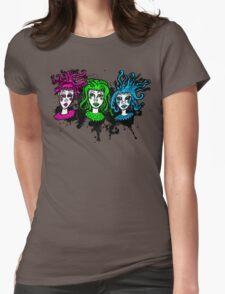 Octopus Women  Womens Fitted T-Shirt