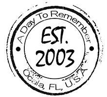 A Day To Remember - est. 2003 Ocala, FL, USA by SimilarRaptor