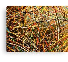 line one Canvas Print