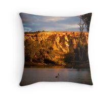 Murray River Loxton Throw Pillow