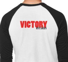 Victory Records Men's Baseball ¾ T-Shirt