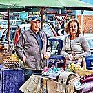 Market Day, Altona Beach, Victoria, Australia by © Helen Chierego