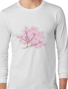 Sakura Love Long Sleeve T-Shirt