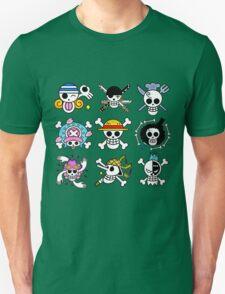 Strawhat Pirates (Newly Edit) T-Shirt