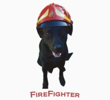 Firefighter dog Kids Clothes