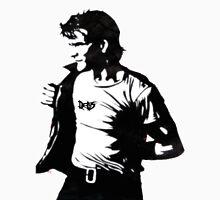 Dellaguunnz Mens V-Neck T-Shirt