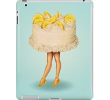 Cake Walk III iPad Case/Skin