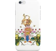 buds, bugs, butterflies & boobs make the world go round iPhone Case/Skin