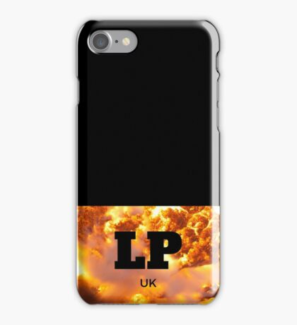 Louis Pope & Co - explosion iPhone Case/Skin
