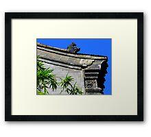 Oriental Visions Framed Print