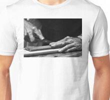 Hand of a craftsman. Unisex T-Shirt