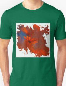 Homescape - incandescent petals T-Shirt