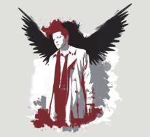 Painted Angel by Lucas Beam