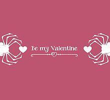 Be my Valentine by kingsandqueens