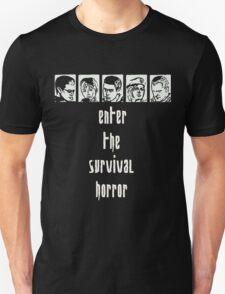 Resident Evil - Enter the Survival Horror T-Shirt