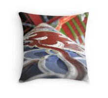 Dry Colour Throw Pillow
