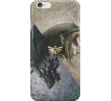 The Legend of Zelda: Twilight Princess iPhone Case/Skin