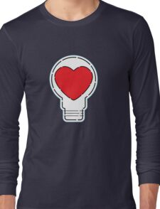 Let Love Light The Way ... Long Sleeve T-Shirt