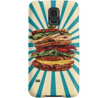 Turkey Club on Rye Samsung Galaxy Case/Skin