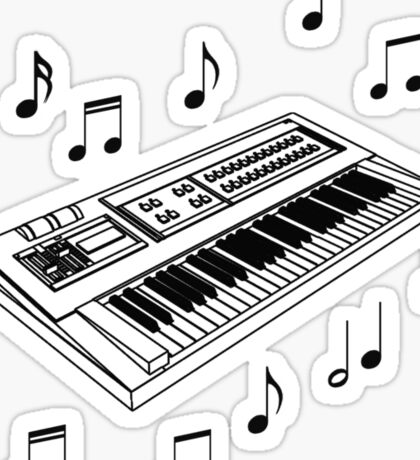 Keyboard Sticker
