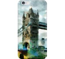 Tower Bridge, London - all products iPhone Case/Skin