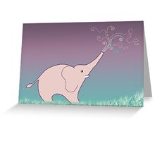 Little Squirt Greeting Card