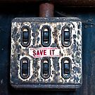 Save It by eyeshoot