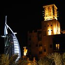 Madinat & Burj Al Arab Hotels by Graham Taylor