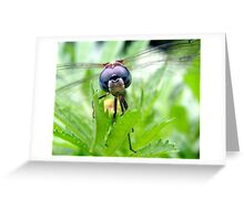 In The Thick Of It All Greeting Card