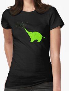 Little Squirt green T-Shirt