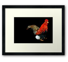 Farm Fresh Framed Print