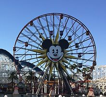 Christmas at Paradise Pier (DCA)  by sayers