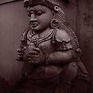 Hindu God Statue by Ben Herman